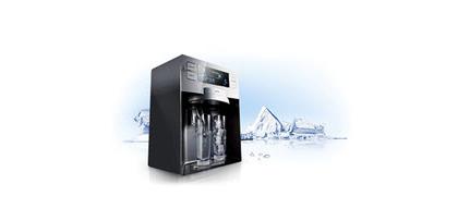 Frigor fico americano con dispensador de agua y hielo for Dispensador de latas para frigorifico