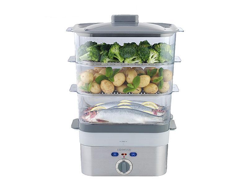 electrodomésticos para cocinar al vapor