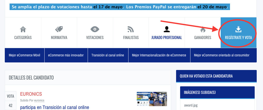 registrate-euronics-paypal
