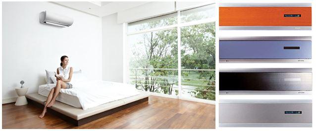 El aire acondicionado de dise o un elemento decorativo en - Aire acondicionado cuadro ...