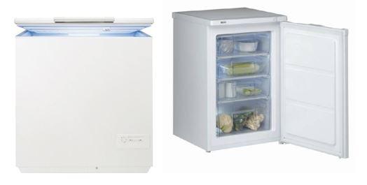 Las mejores ofertas en congeladores para que no se te for Congelador vertical pequeno