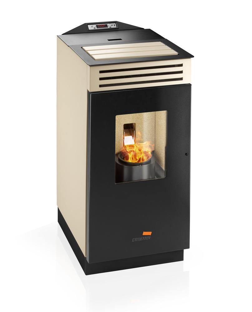 Qu tipos de estufas existen estufas en - Que es una estufa de pellets ...