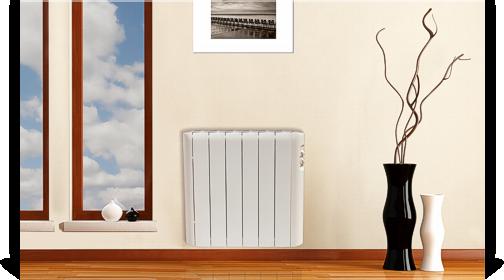 Los mejores radiadores el ctricos para sobrellevar el fr o - Radiadores electricos pared ...