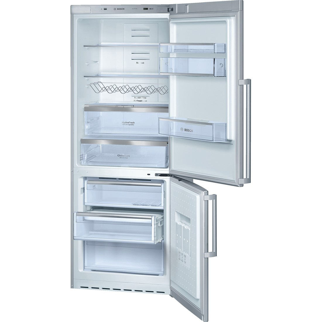 Los 5 mejores frigor ficos combi bosch frigor ficos en for Frigorificos bosch carrefour