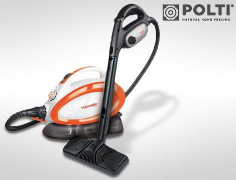 Funcionamiento limpiadoras a vapor Polti Vaporetto Pure