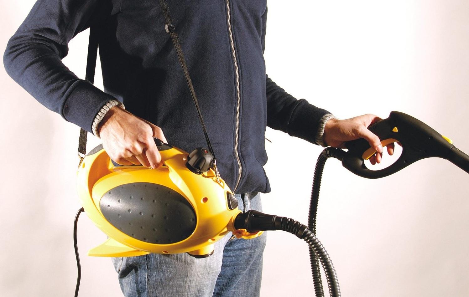 Funcionamiento limpiadoras a vapor