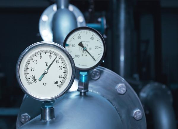 Ahorro de energía con calentador