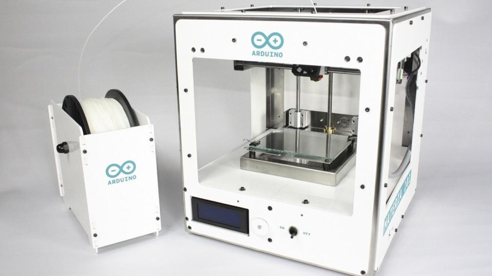 Cómo funciona una impresora 3D