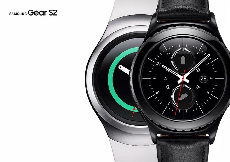 Conoce el Samsung Smartwath Gear S2