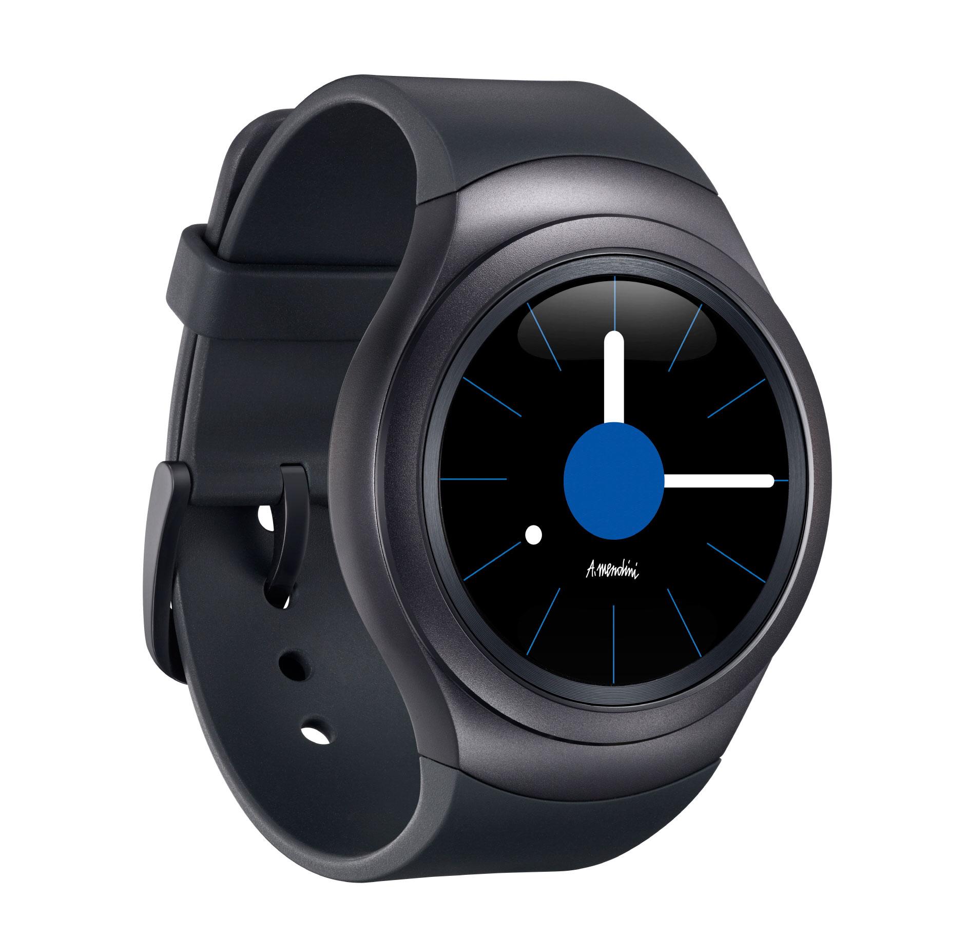 Conoce el Samsung Smartwath galaxy Gear S2 sport negro