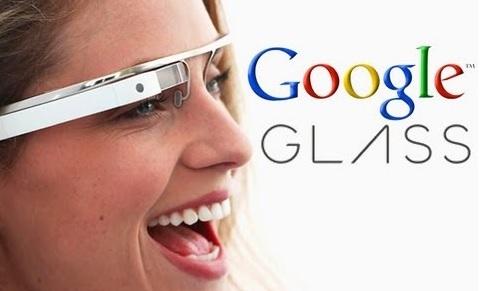 گوگل گلس عینک هوشمند