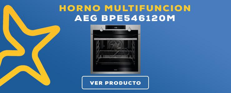 horno multifuncion AEG BPE546120M