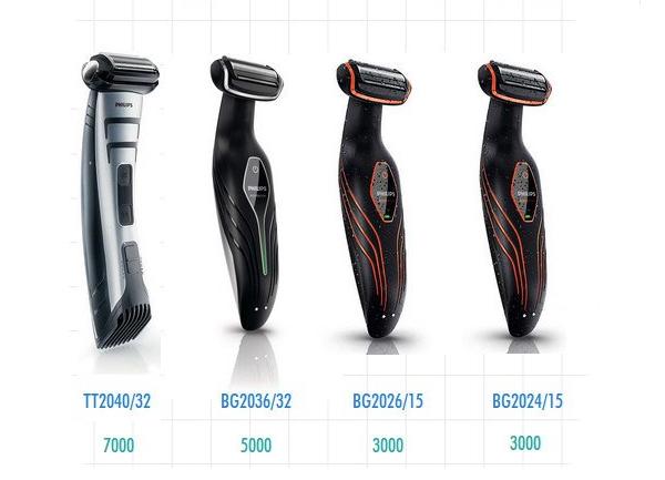 Las mejores afeitadoras corporales para hombre. Descubre las novedades en  depilación masculina b8ed948fcef6
