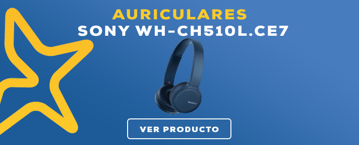 auriculares Sony WH-CH510L