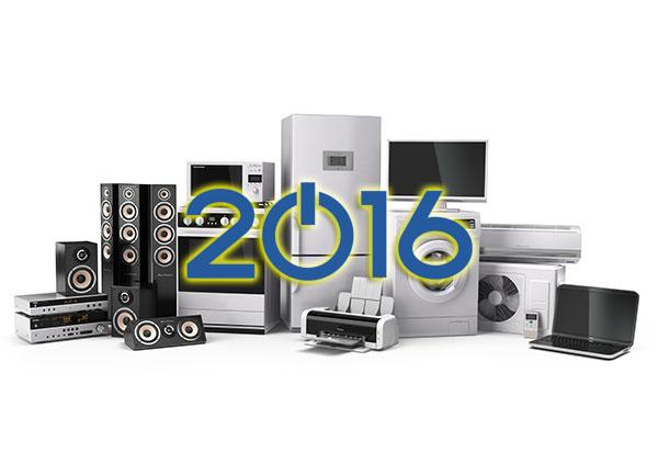 en primer lugar segn un estudio desarrollado por alimarket la lista de electrodomsticos ms vendidos en 2016 es la siguiente - Electrodomesticos Pascua