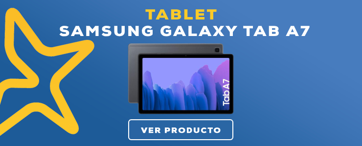 tablet Samsung Galaxy TAB A7