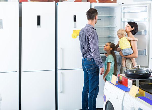 frigorífico silencioso