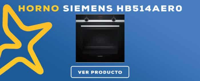 horno Siemens HB514AER0