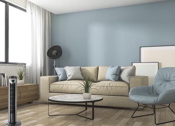 Ventilador de columna silencioso los mejores ventiladores - Ventiladores silenciosos hogar ...