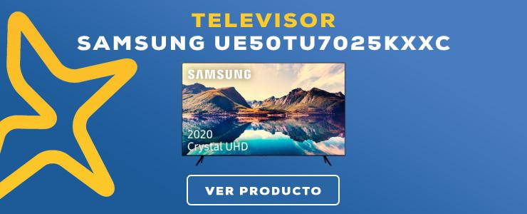 televisor samsung UE50TU7025KXXC