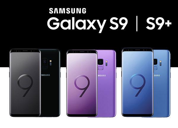 Samsung Galaxy S9 y S9 Plus. Comparativa de los nuevos Smartphones de  Samsung. - Euronics