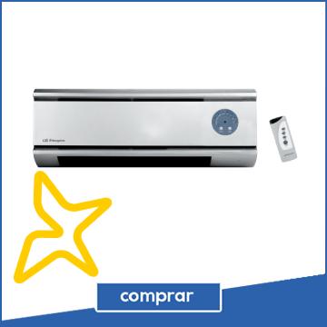 calefactor split