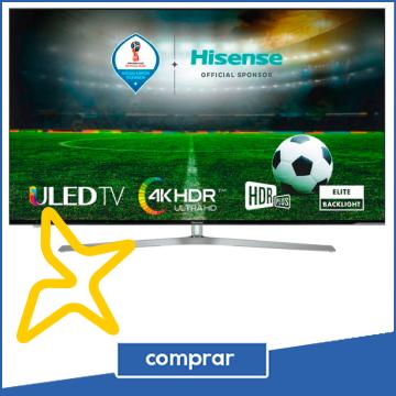 televisor Hisense ULED