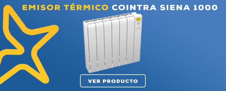 emisor termico cointra 1000