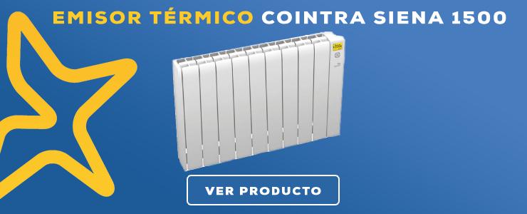 emisor termico cointra 1500