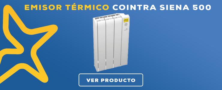 emisor termico cointra 500