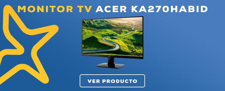 monitor tv Acer KA270HAbid
