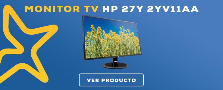 monitor tv HP 27Y 2YV11AA