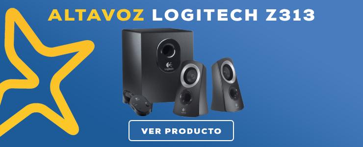 altavoces multimedia logitech