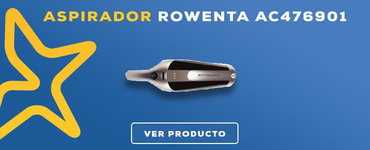aspirador portátil rowenta de mano