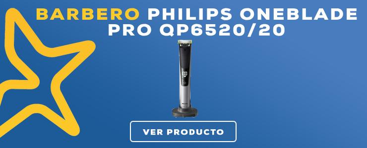 máquina para barba philips