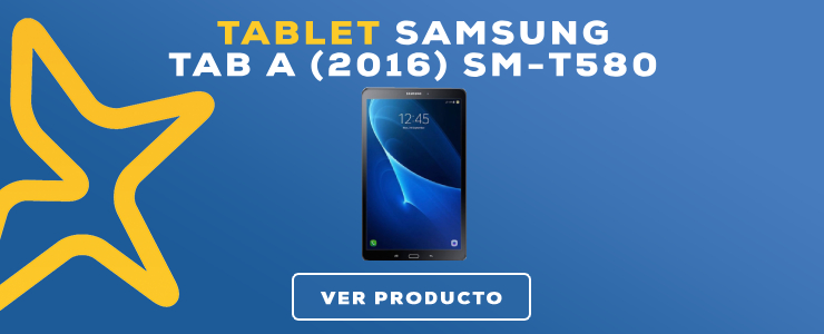realidad aumentada tablet samsung sm-t580