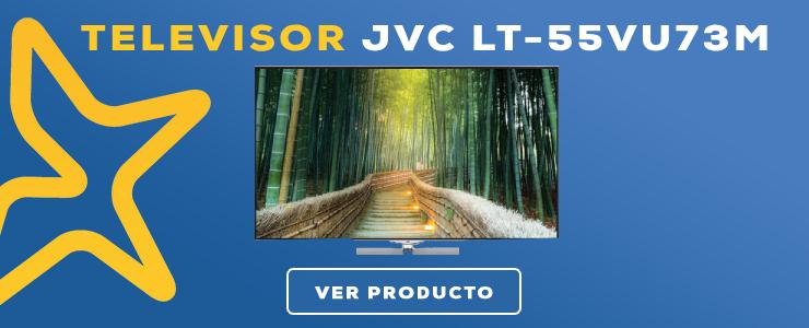 Televisor jvc lt55vu73m