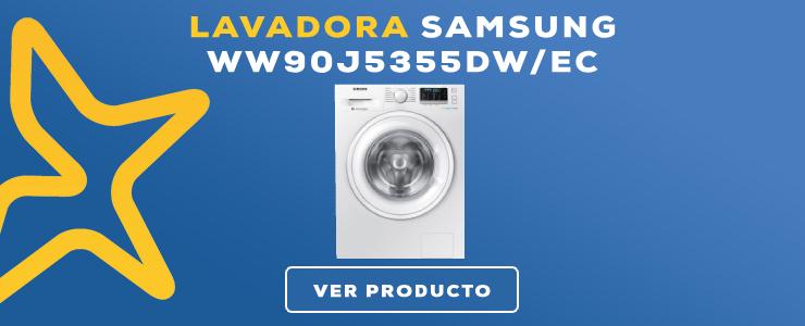 donde ponser suavizante lavadora Samsung
