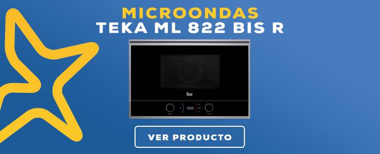 microondas Teka integrable