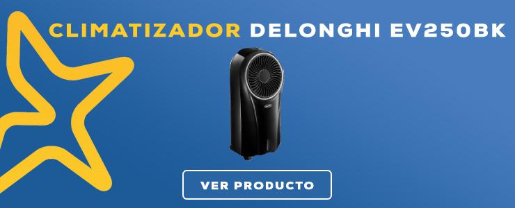 climatizador de aire delonghi