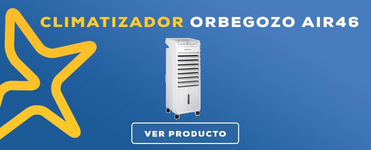 climatizador de aire orbegozo