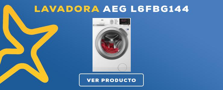 lavadora automatica aeg l6fbg144