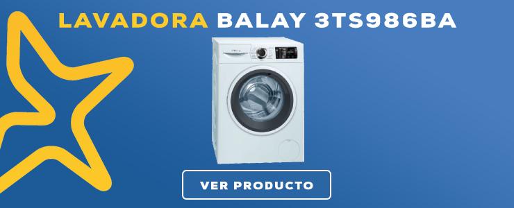 lavadora automatica balay 3ts986ba