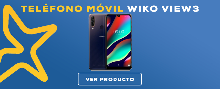telefno movil wiko view 3