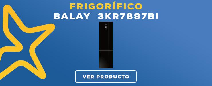 frigorifico balay 3kr7897bi