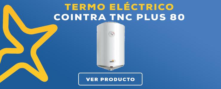 termo electrico cointra 80 litros