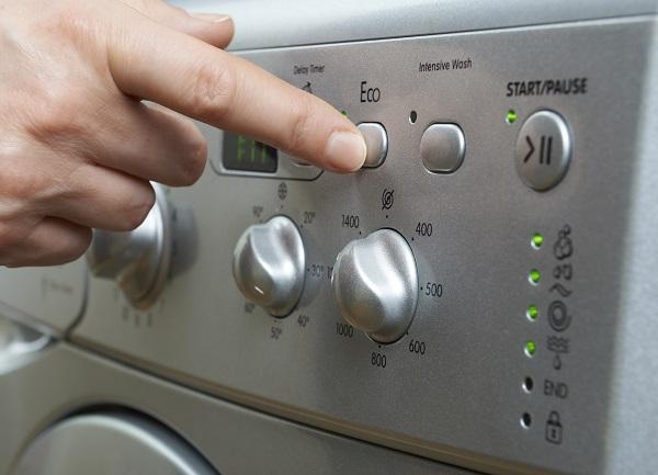 programa eco lavadora