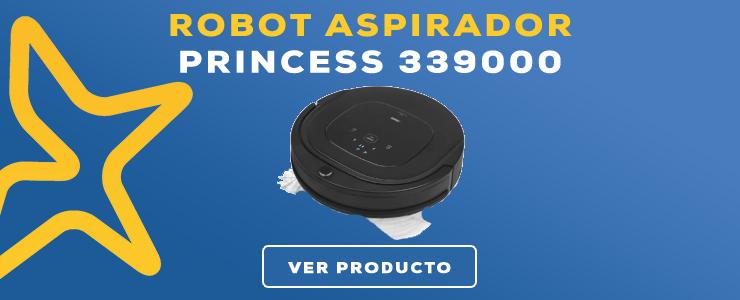 robot aspirador princess