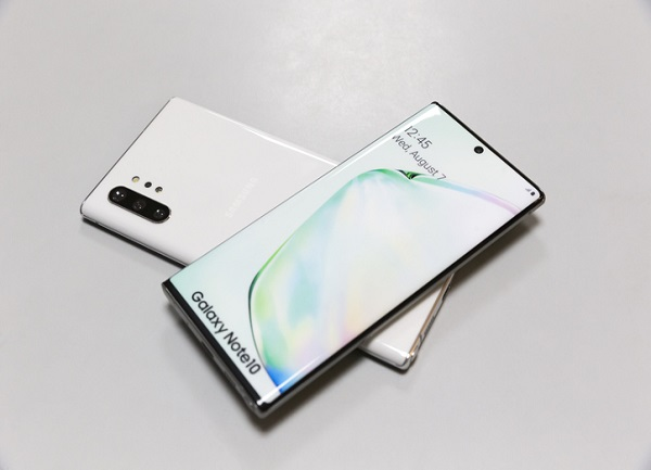 Samsung Galaxy Note 10. Samsung Galaxy Note 10 plus