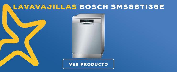 lavavajillas Bosch Silence Plus